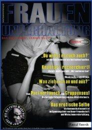 FRAUENUNTERHALTUNG - DAS MAGAZIN (Tolerantes Paar sucht Gleichgesinntes)