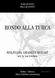 RONDO ALLA TURCA-WOLFGANG AMADEUS MOZART
