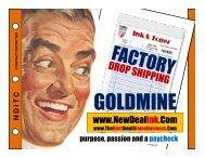 Millionaire Secrets Business Factory Inkjet Toner Cartridges Dealers Resellers Business Opportunity NDITC