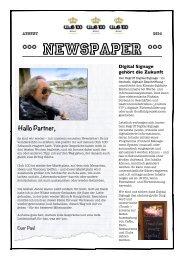 Club 100 NEWSPAPER
