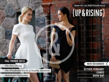 UP&RISING eMagazine Issue 01
