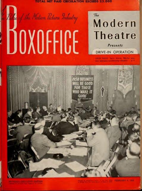 Boxoffice Febuary 04 1950