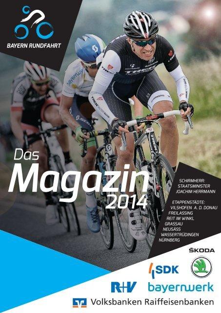 Bayern Rundfahrt: Das Magazin 2014