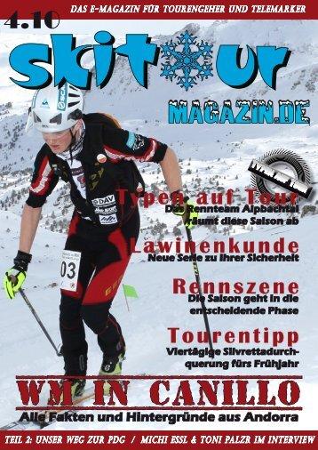 Skitour-Magazin 4.10