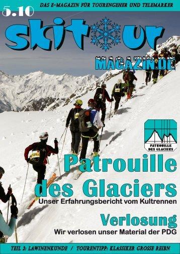 Skitour-Magazin 5.10