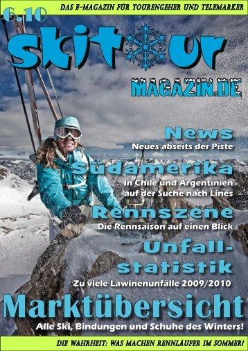 Skitour-Magazin 6.10