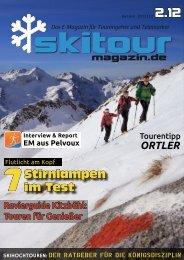 Skitour-Magazin 2.12
