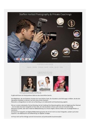 Fotos & Portraits