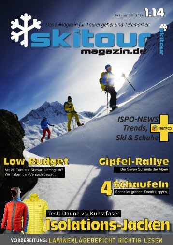 Skitour-Magazin 1.14