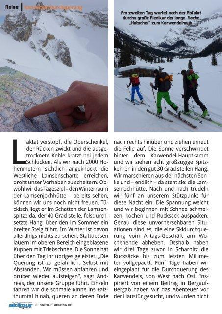 Skitour-Magazin 2.14