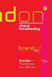 Brandon – Pferdefutter neu definiert