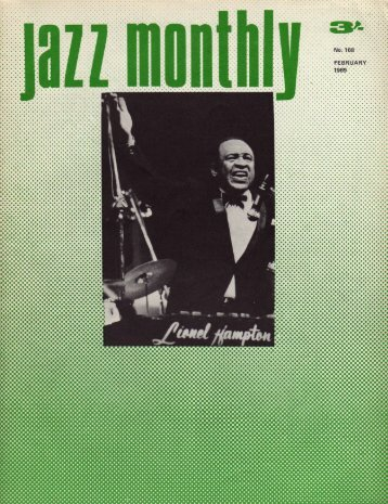 Jazz Monthly