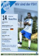 Hütt'n Heftla 2014/15 Ausgabe 1 - Page 5