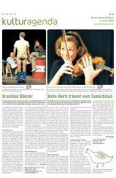 Berner Kulturagenda 2009 N°49
