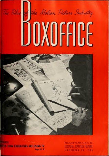 Boxoffice November 25 1950
