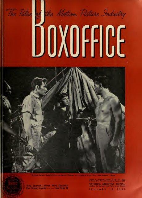 Boxoffice-January 13 1951