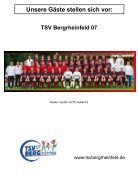 Fußball aktuell Nr. 2 2014/15 - Page 5