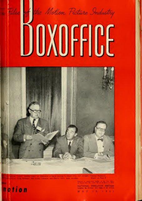 Boxoffice-May 19 1951