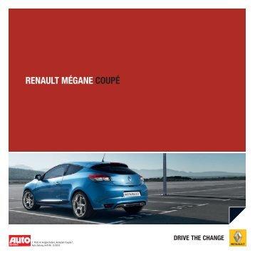 renault mégane coupé – sondermodell bose - RENAULT Griesel