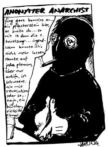 Anonymer Anarchist
