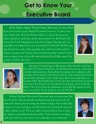 Florida Key Club's Sunshine Source Vol X No 3 Sep 2014 - Page 6
