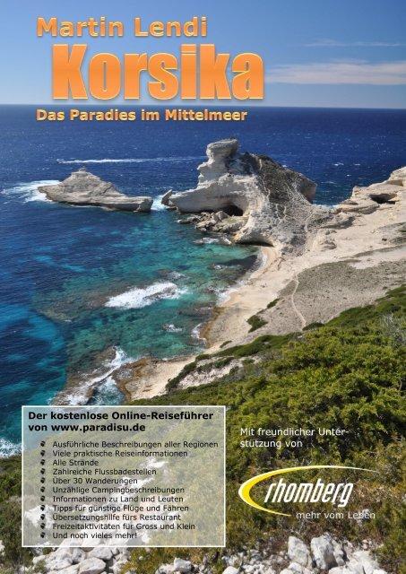 KORSIKA - Das Paradies im Mittelmeer