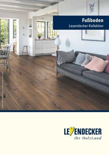 Leyendecker - Fußboden-Katalog