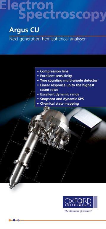 lectron Spectroscopy