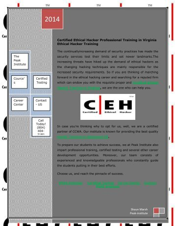 CEH v9: Certified Ethical Hacker Version 9 Study Guide ...