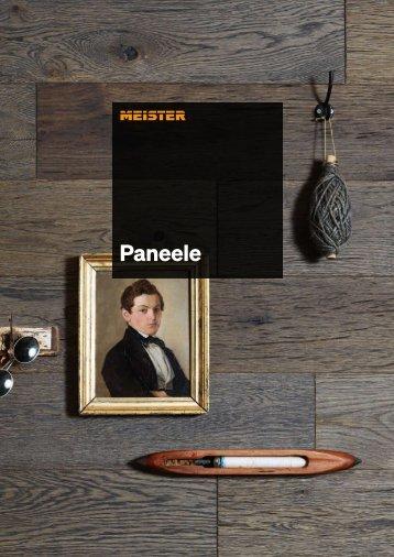 Meister - Paneele