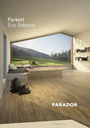 Parador - Parkett Eco Balance