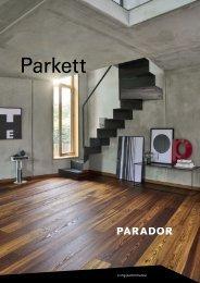Parador - Parkett Programm