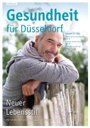 Gesundheit fuer Duesseldorf - Das Magazin des VKKD