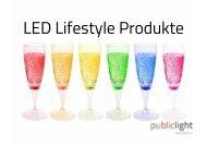 publiclight Europe | LED Lifestyle Produkte Katalog