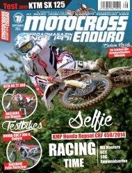 Motocross Enduro 09/2014 - Free Version