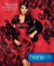 Heine Katalog Herbst/Winter 2014/ 2015