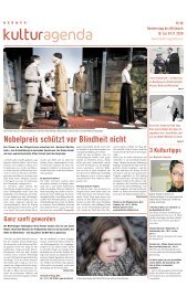 Berner Kulturagenda 2010 N°46