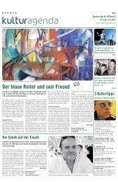 Berner Kulturagenda 2011 N°4