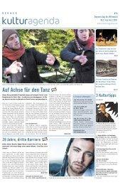 Berner Kulturagenda 2011 N°6