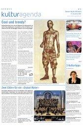 Berner Kulturagenda 2011 N°11