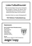 Fußball aktuell Nr. 3 2014/15 - Page 2