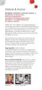 "Programm ""Nordeifel - Mordeifel 2014"" - Page 6"