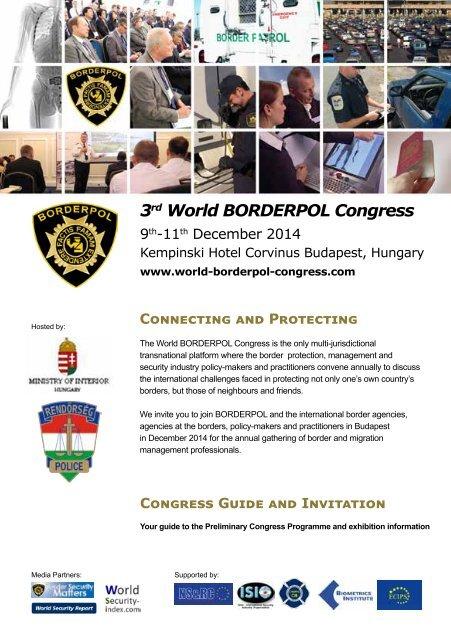 World BORDERPOL Congress Prelim Congress Prog
