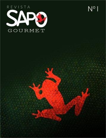 Revista Sapo Gourmet 01