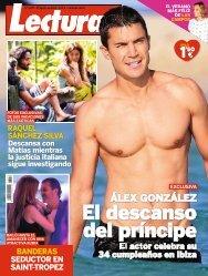 Revista Lecturas 27-08-2014