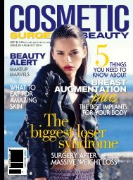 Cosmetic Surgery and Beauty Magazine #65