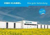 XBK-KABEL Ihre gute Verbindung