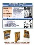 Sales Techniques - Dean Amory - Page 5