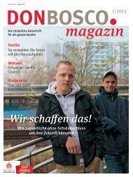 Familie - Don Bosco in Österreich