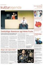 Berner Kulturagenda 2012 N°01